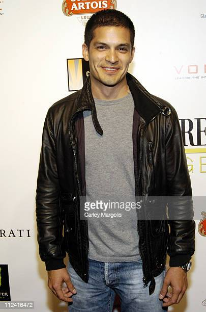 Nicholas Gonzalez during 5th Annual Tribeca Film Festival 'Journey to the End of the Night' Premiere After Party Premiere Film Music Lounge at PM...