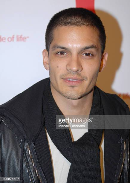 Nicholas Gonzalez during CocaCola's Coke Side Of Life Launch Party with a Performance by NeYo March 30 2006 at Capitale in New York City New York...