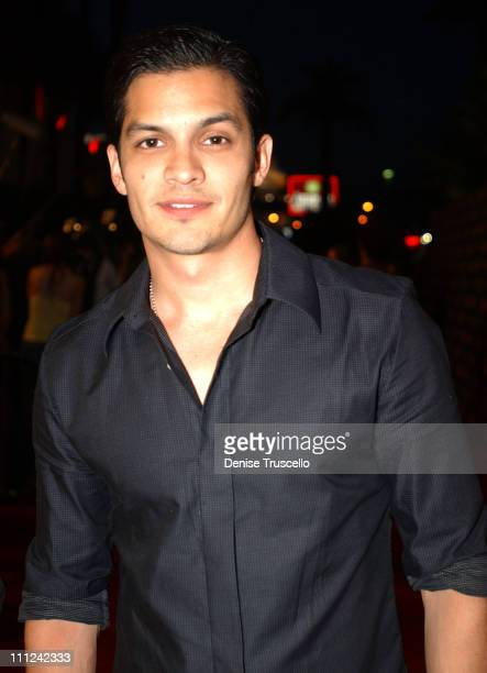 Nicholas Gonzalez during Hard Rock Hotel and Casino 10th Anniversary Weekend Bon Jovi in Concert Red Carpet Arrivals at The Hard Rock Hotel and...