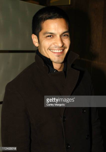 Nicholas Gonzalez during Marquee Celebrates One Year Anniversary at Marquee in New York City New York United States