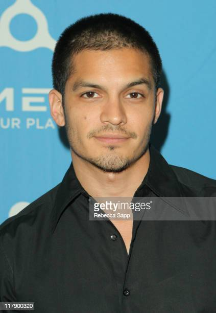 Nicholas Gonzalez during Official Unveiling of Turner's GameTap at Figueroa Hotel in Los Angeles CA United States