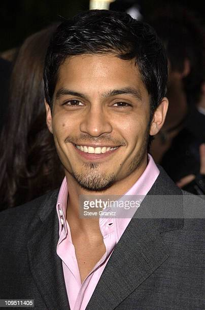 Nicholas Gonzalez during The 2002 ALMA Awards Arrivals at The Shrine Auditorium in Los Angeles California United States