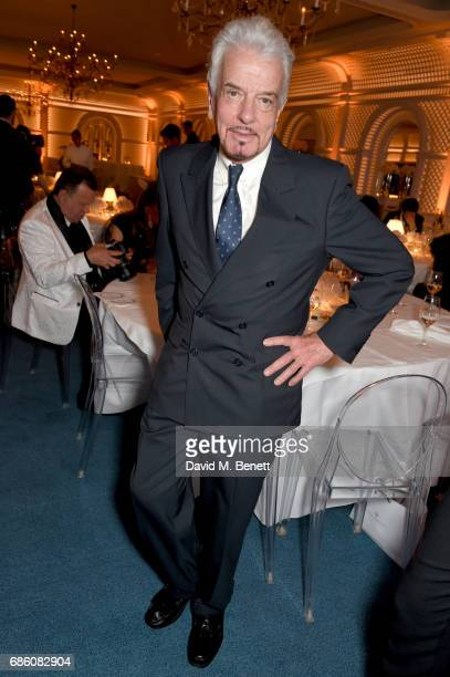 Nicholas Haslam attends the Vanity Fair and HBO Dinner celebrating the Cannes Film Festival at Hotel du CapEdenRoc on May 20 2017 in Cap d'Antibes...