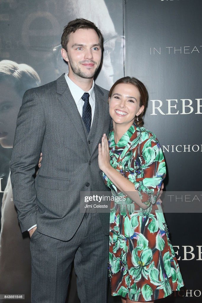 """Jean Shafiroff and IFC Films Host """"Rebel in the Rye"""" Screening and After Party : News Photo"""