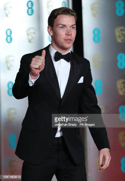Nicholas Hoult attending the after show party for the EE British Academy Film Awards at the Grosvenor House Hotel in central London