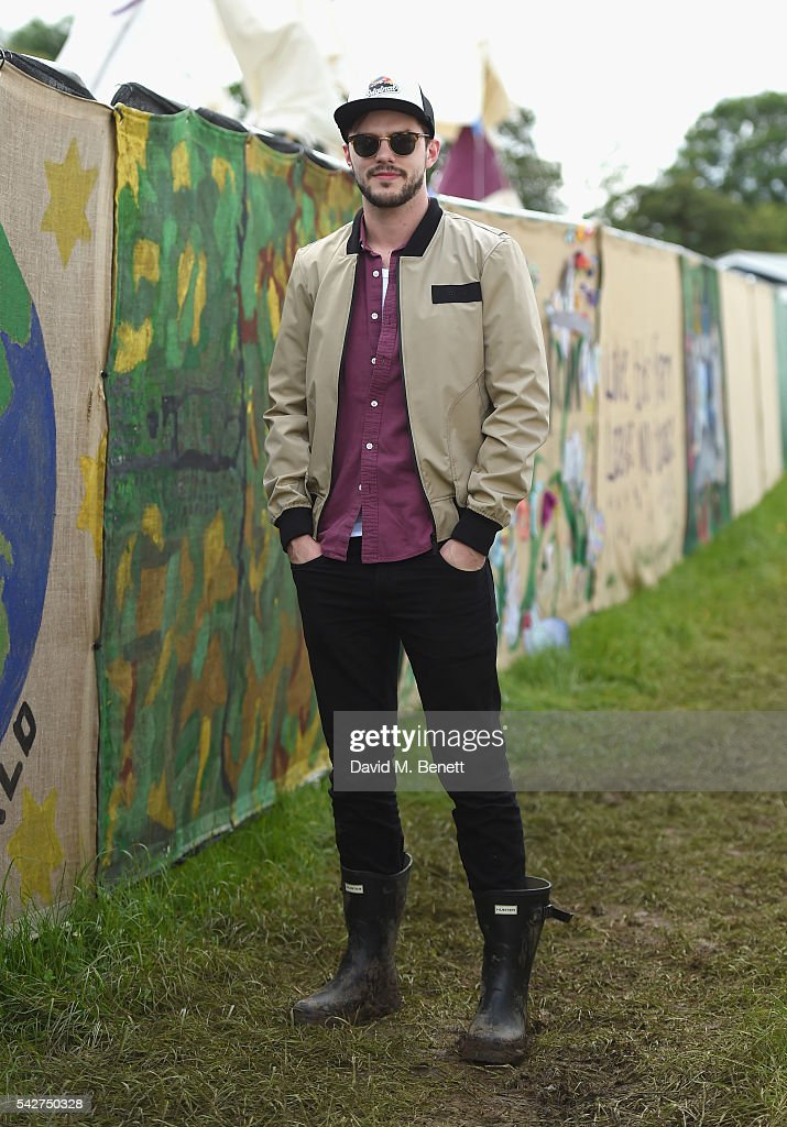 Celebrity Sightings at Glastonbury
