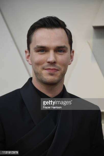 Nicholas Hoult attends the 91st Annual Academy Awards at Hollywood and Highland on February 24 2019 in Hollywood California