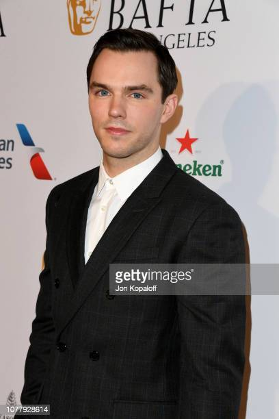 Nicholas Hoult attends The BAFTA Los Angeles Tea Party at Four Seasons Hotel Los Angeles at Beverly Hills on January 5 2019 in Los Angeles California