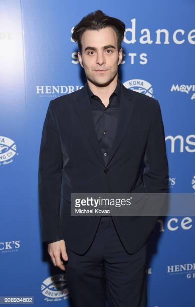 Nicholas Jarecki attends the IFC Films Independent Spirit Awards After Party presented by MovieGrade App Hendricks Gin and Kona Brewing Company on...