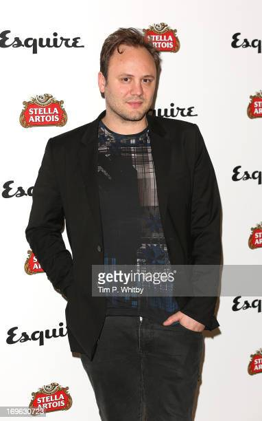 Nicholas Kirkwood attends Esquire's first summer party at Somerset House on May 29 2013 in London England