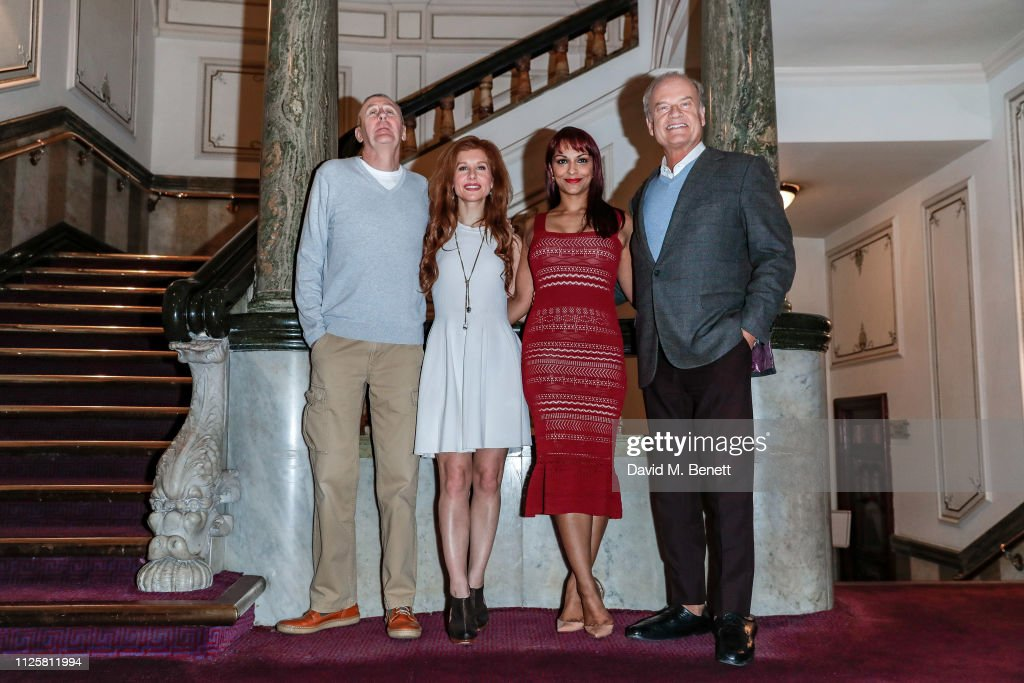 "GBR: ""Man Of La Mancha"" At The London Coliseum - Photocall"