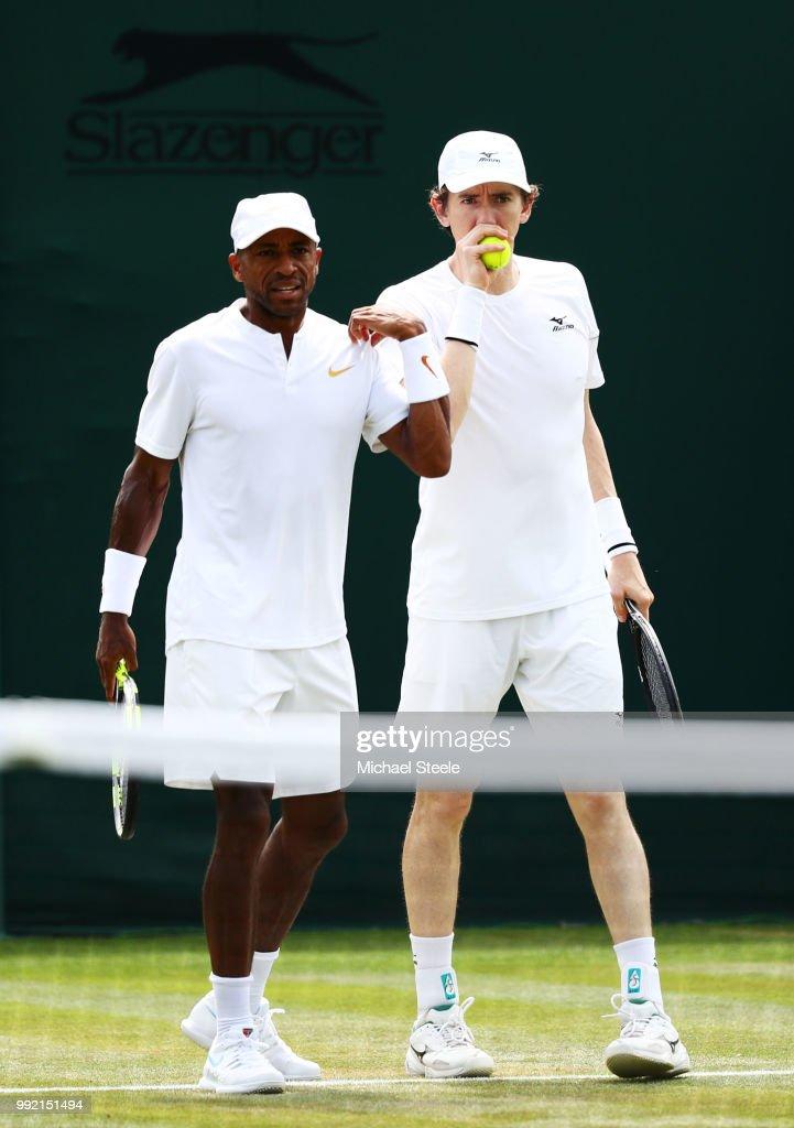 Day Four: The Championships - Wimbledon 2018 : News Photo