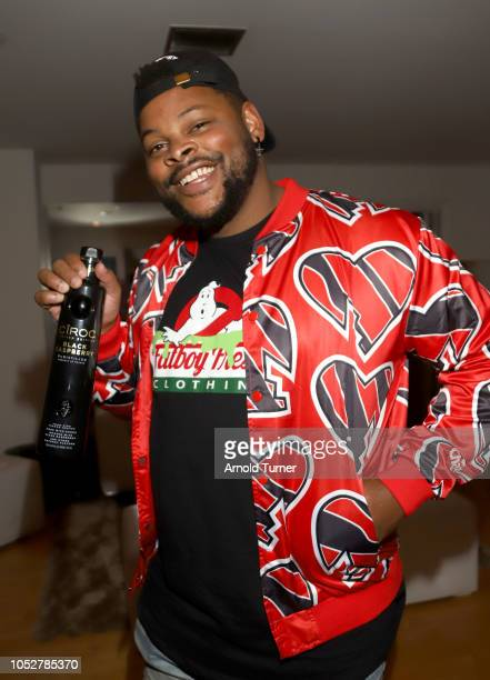 Nicholas ìNicknack Pattiwhackî Joseph attends the ZEUS New Series Premiere Party X CIROC Black Raspberry on October 19 2018 in Burbank California