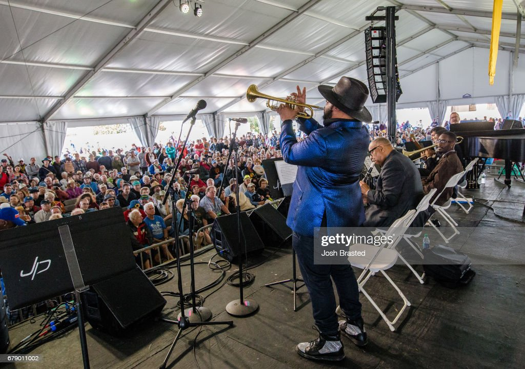 2017 New Orleans Jazz & Heritage Festival - Day 4