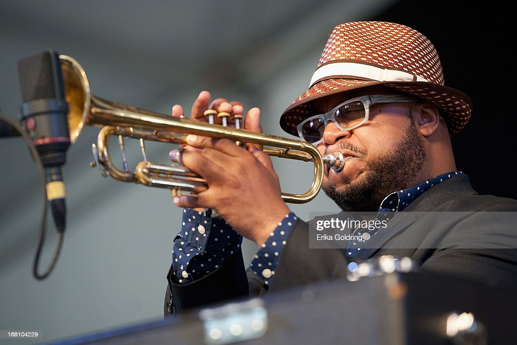2013 New Orleans Jazz & Heritage Music Festival - Day 6