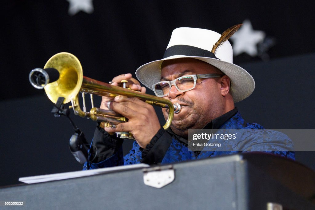 2018 New Orleans Jazz & Heritage Festival - Day 3 : News Photo