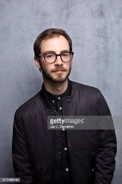 Nicholas Pesce of 'The Eyes Of My Mother' poses for a portrait at the 2016 Sundance Film Festival on January 23 2016 in Park City Utah CREDIT MUST...