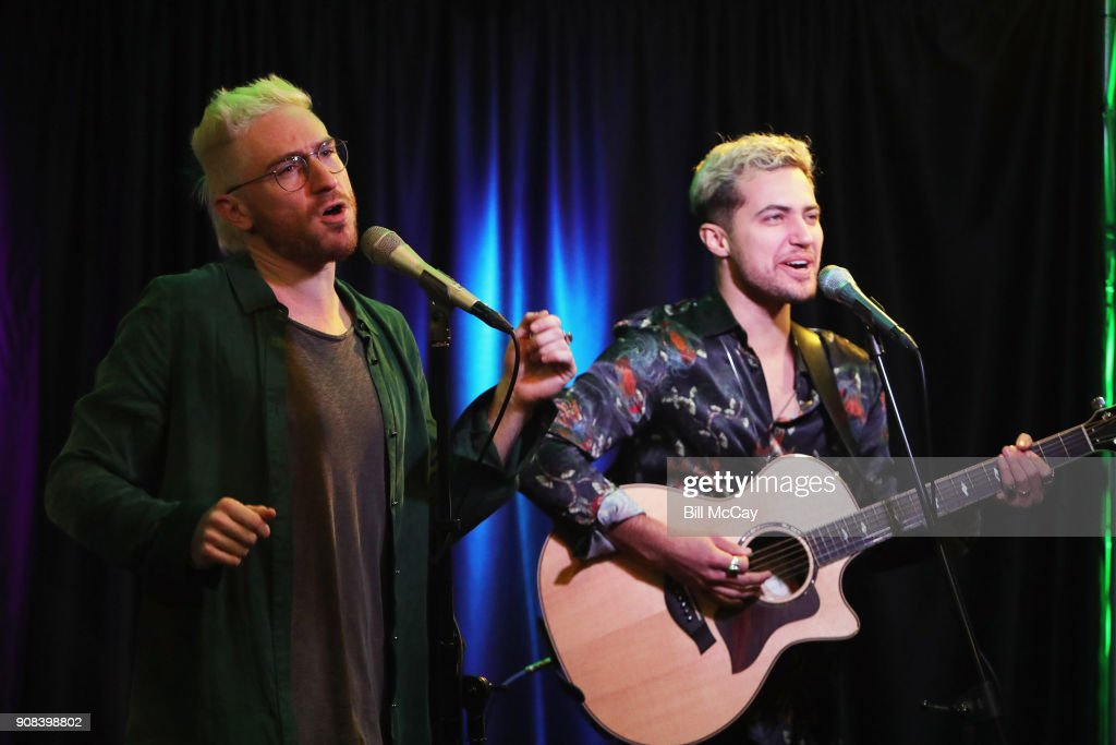 Walk The Moon Studio Session