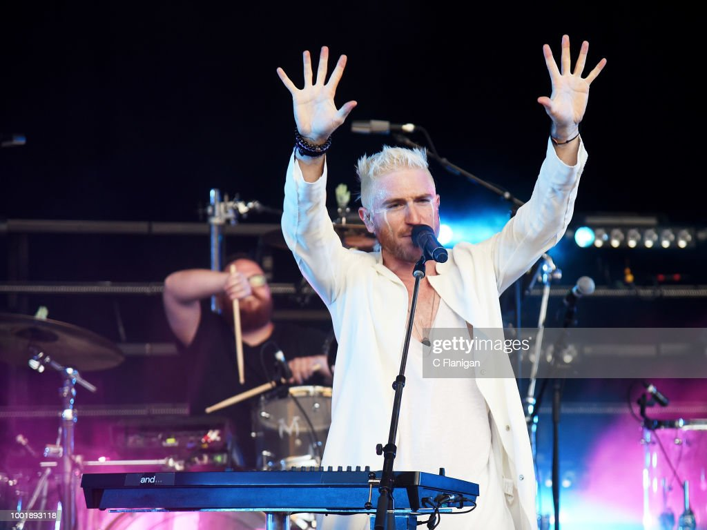 ALT 105.3 Presents Thirty Seconds To Mars In Concert - Mountain View, CA