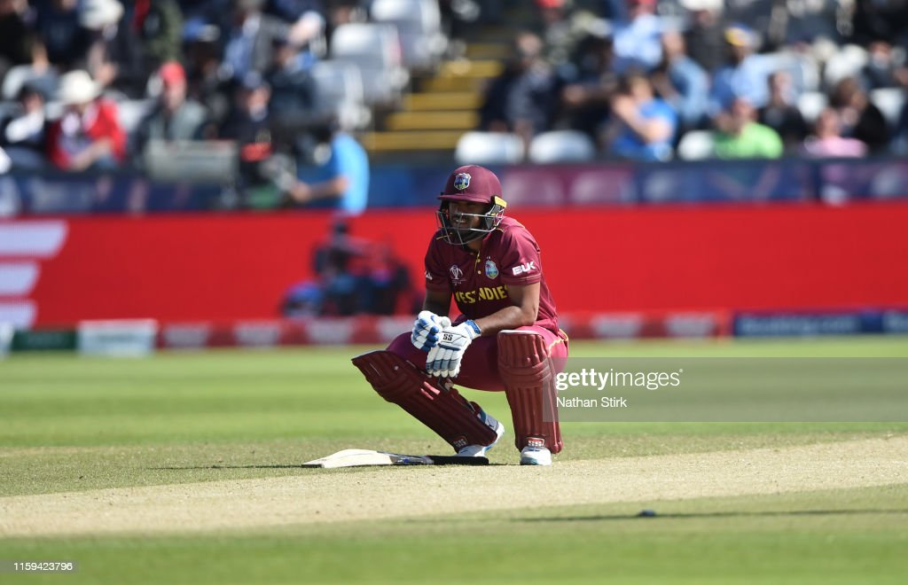 Sri Lanka v West Indies - ICC Cricket World Cup 2019 : News Photo