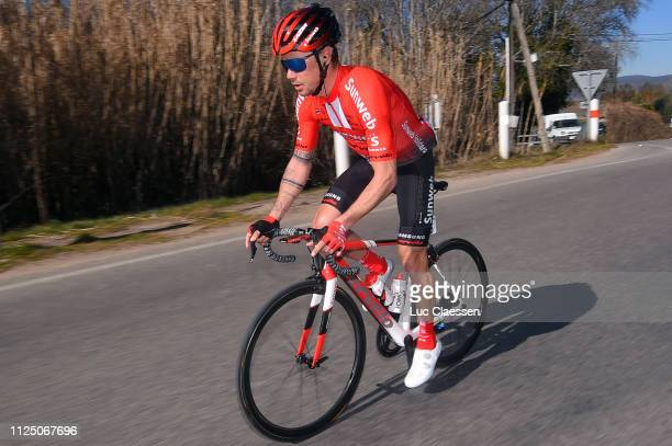 Nicholas Roche of Ireland and Team Sunweb / during the 4th Tour de La Provence 2019 Stage 2 a 1956km race from Istres to La Ciotat Boulevard Anatole...