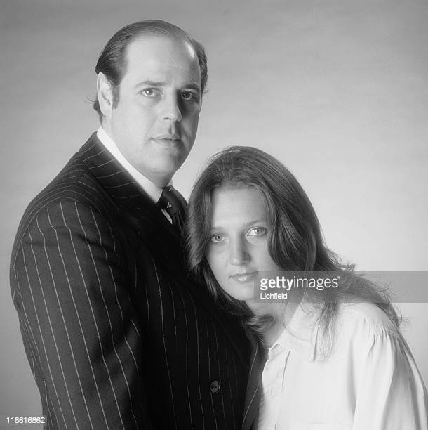 Nicholas Soames and Catherine Weatherall British politician 11th March 1981
