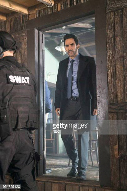 THE BLACKLIST 'Nicholas T Moore ' Episode 520 Pictured Amir Arison as Aram Mojtabai