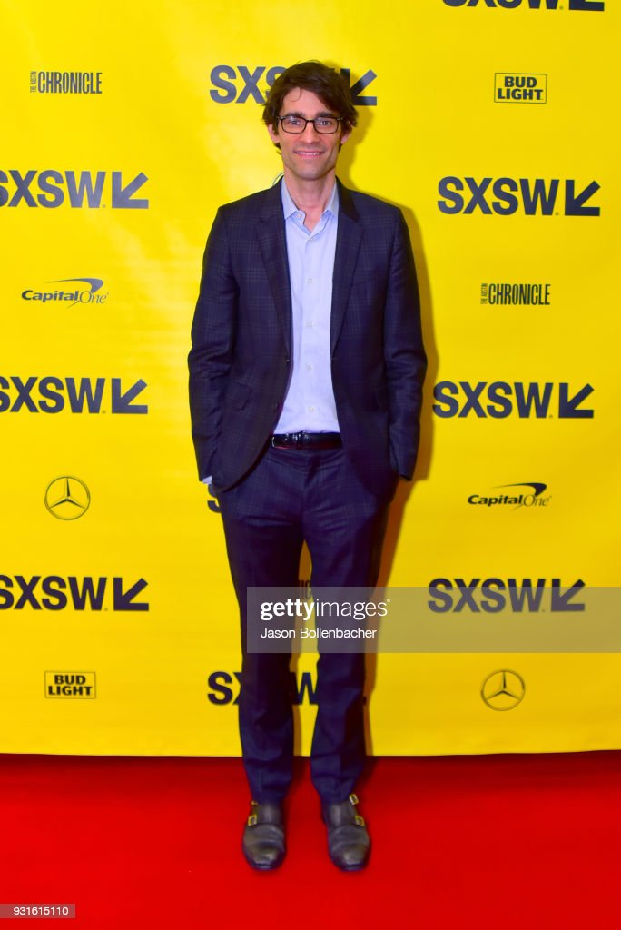 Nicholas Thompson attends Navigating the Video Revolution in the Digital Age during SXSW on March 13, 2018 in Austin, Texas.