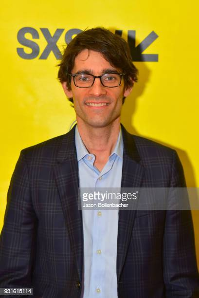 Nicholas Thompson attends Navigating the Video Revolution in the Digital Age during SXSW on March 13 2018 in Austin Texas