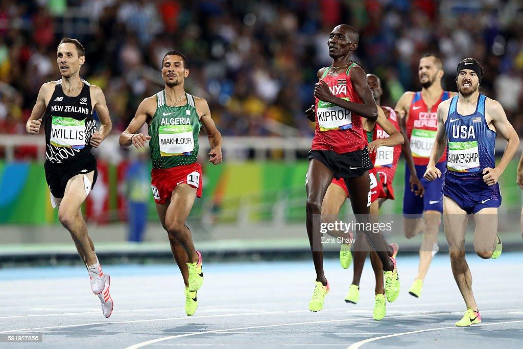 Athletics - Olympics: Day 13 : News Photo