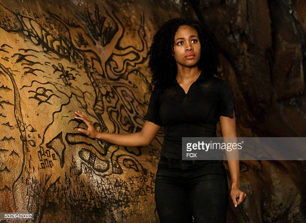 Nichole Beharie in the Incident At Stone Manor episode of SLEEPY HOLLOW airing Friday Feb 12 on FOX