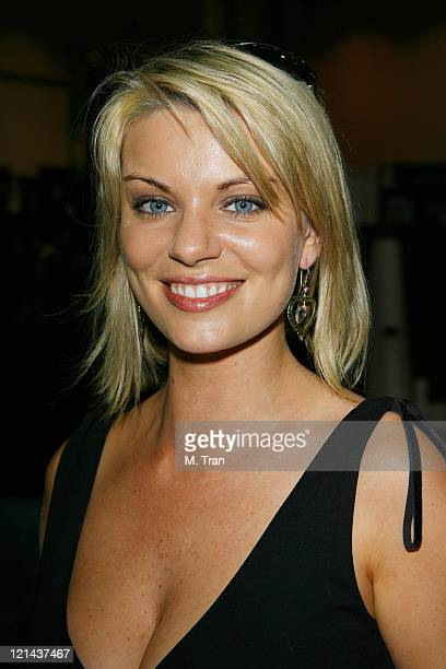 Nichole Hiltz during 2007 Wizard World Day 2 at Los Angeles Convention Center in Los Angeles California United States