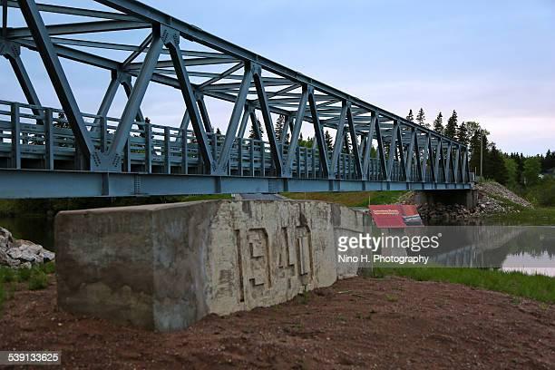 Nichollsville bridge - Deer Lake - Newfoundland