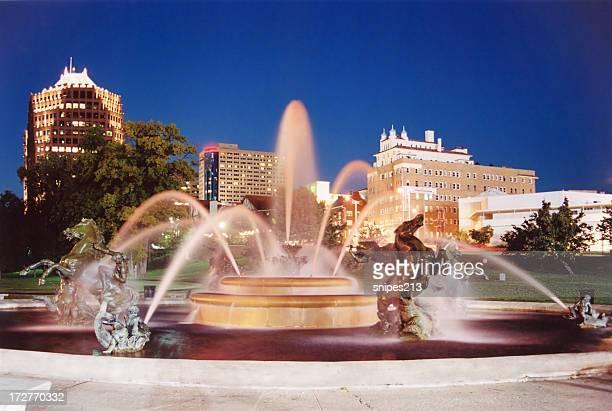 JC Nichols Fountain, Kansas City