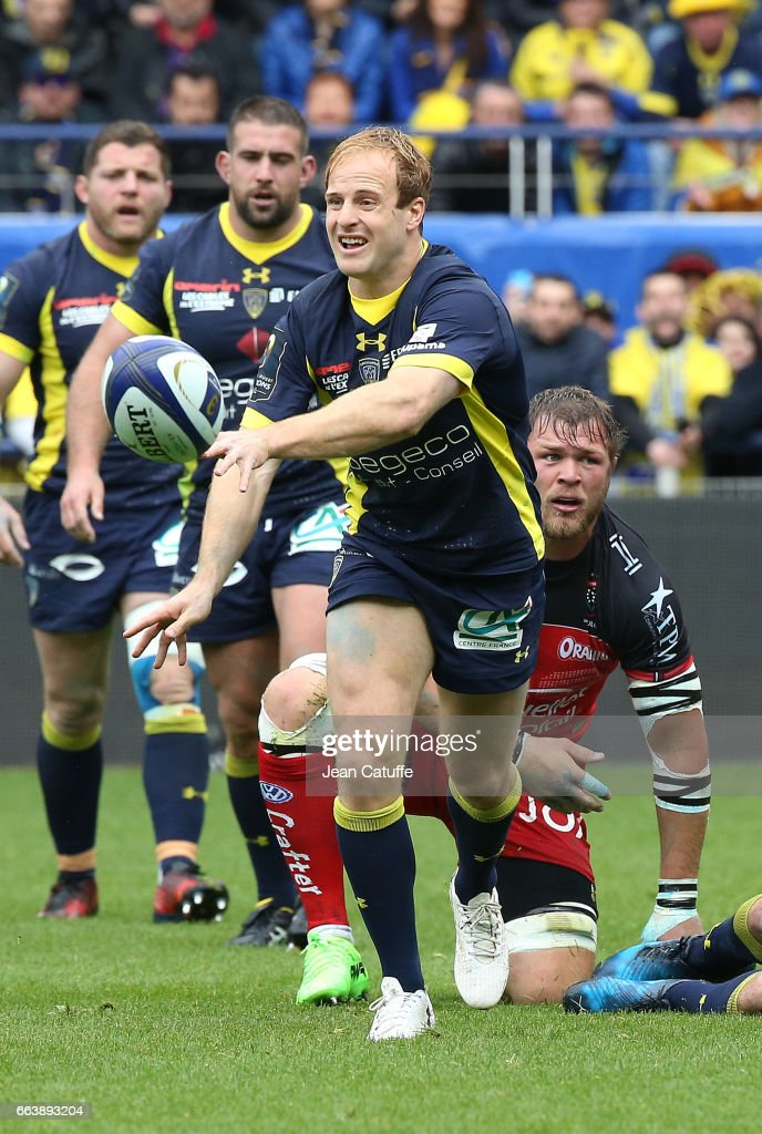 ASM Clermont Auvergne v RC Toulon - European Rugby Champions Cup