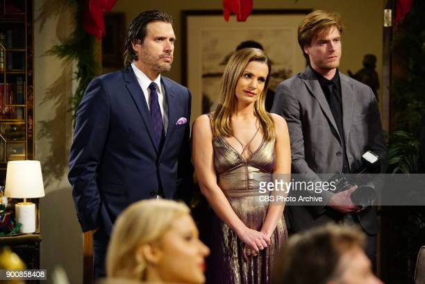 Nick and Chelsea Newman reluctantly attend Victor and Nikki's vow renewal at Newman Ranch Don't miss the excitement of Victor and Nikki's vow...