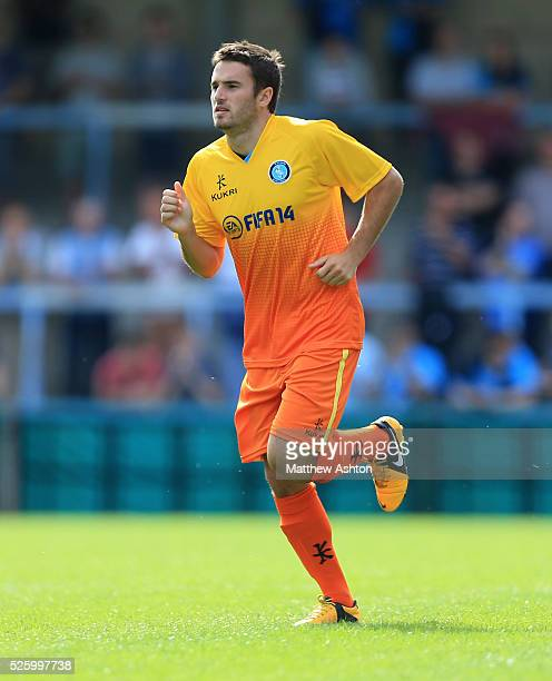 Nick Arnold of Wycombe Wanderers