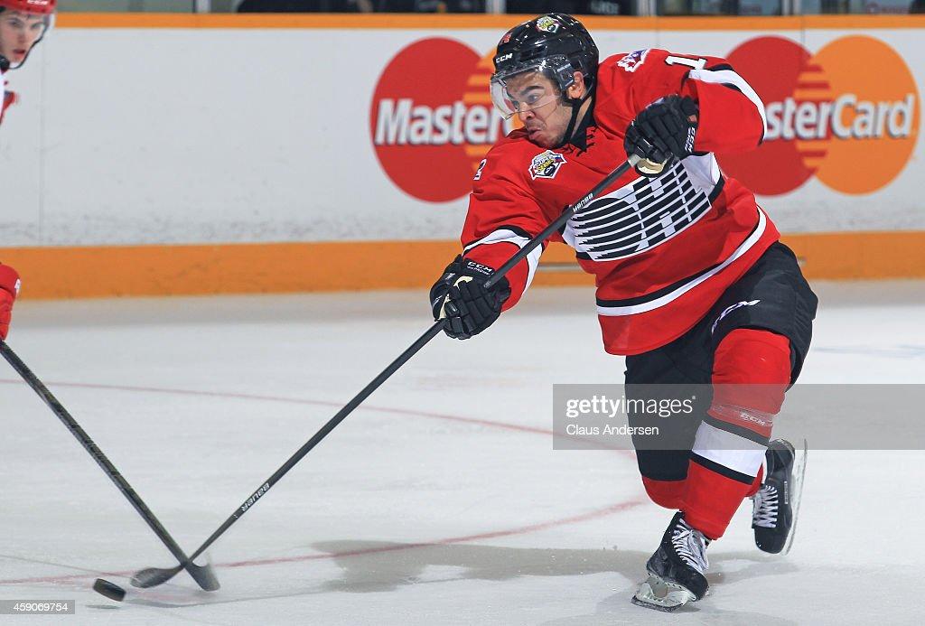OHL Super Series: OHL v Russia