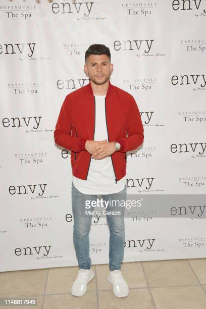 Nick Barrotta attends the Envy By Melissa Gorga Fashion Show on May 03, 2019 in Hawthorne, New Jersey.