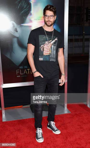 Nick Bateman attends the premiere of Columbia Pictures' 'Flatliners' at The Theatre at Ace Hotel on September 27 2017 in Los Angeles California