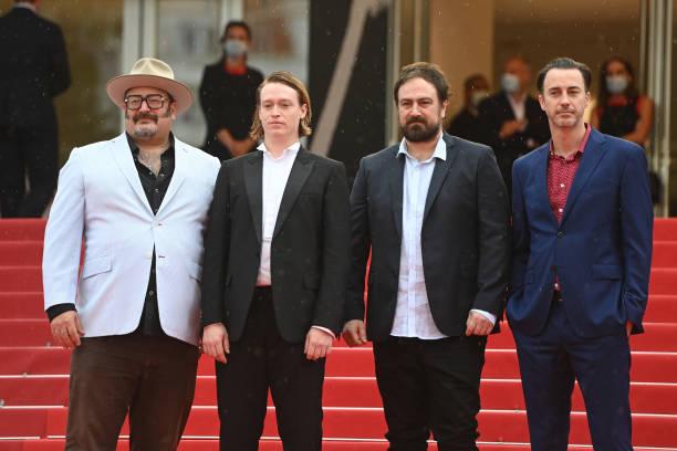"""FRA: """"Nitram"""" Red Carpet - The 74th Annual Cannes Film Festival"""