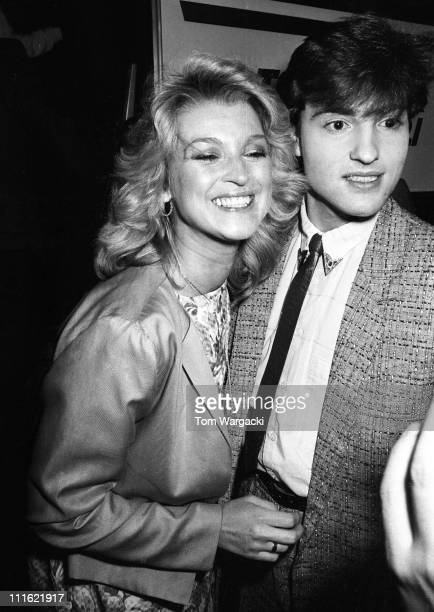 Nick Berry and Gillian Taylforth during Nick Berry and Gillian Taylforth Sighting in London in London Great Britain
