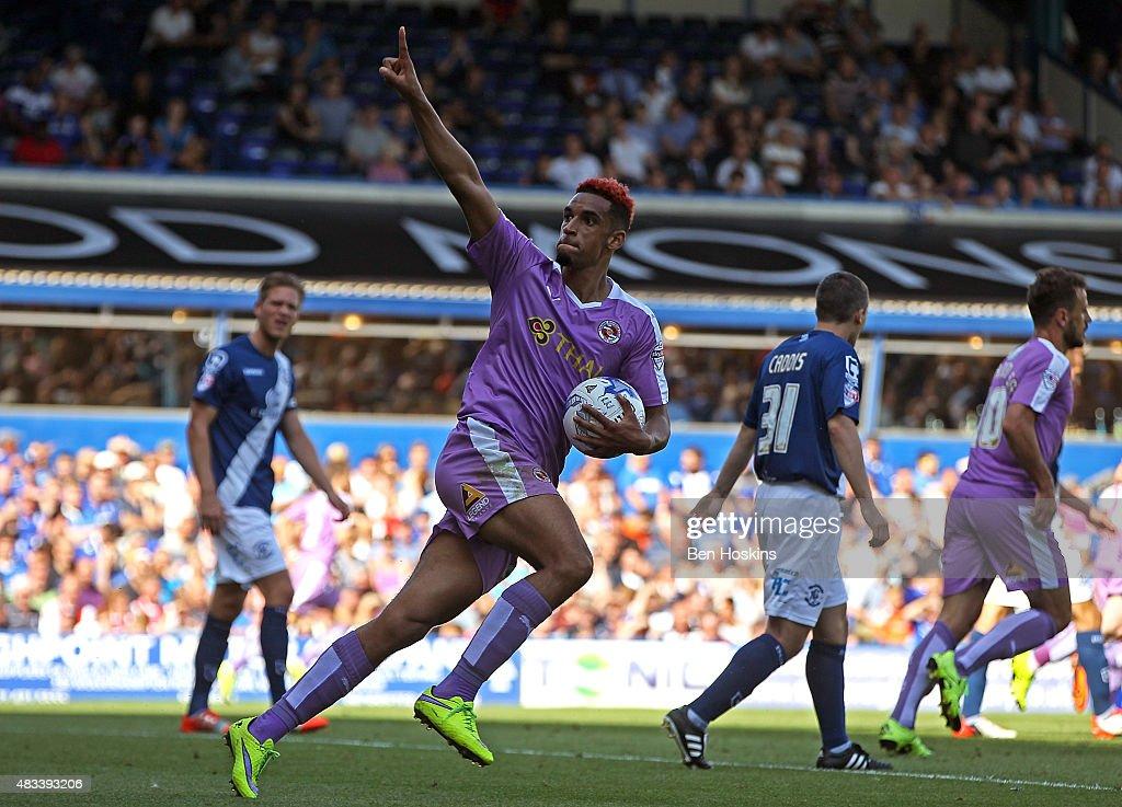 Birmingham City v Reading - Sky Bet Championship : News Photo