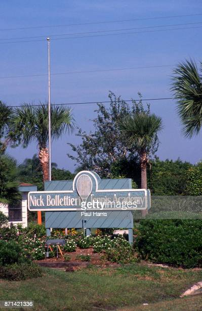 Nick Bollettieri founded and owns the Bollettieri Tennis Academy January 15 1990 in Bradenton Florida