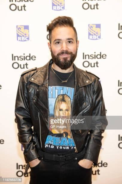"Nick Borenstein attends 2019 Inside Out LGBT Film Festival - Screening Of ""Vida"" at TIFF Bell Lightbox on May 29, 2019 in Toronto, Canada."