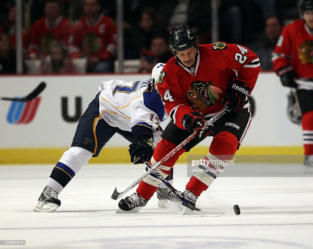 St. Louis Blues v Chicago Blackhawks