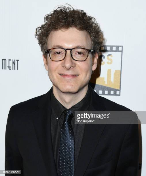 Nick Britell attends the 2nd Annual Los Angeles Online Film Critics Society Award Ceremony at Taglyan Cultural Complex on January 09 2019 in...