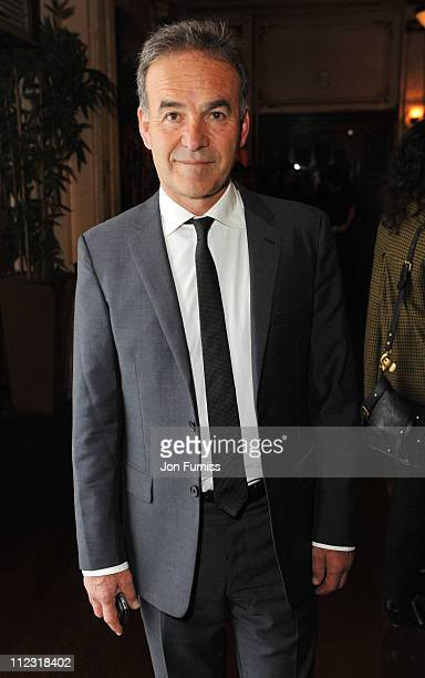 Nick Broomfield attends the ICA fundraising gala at KOKO on March 24 2010 in London England