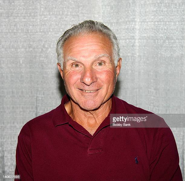 Nick Buoniconti attends the 2012 Collectors Showcase of America at the New Jersey Convention and Exposition Center on March 3 2012 in Edison New...