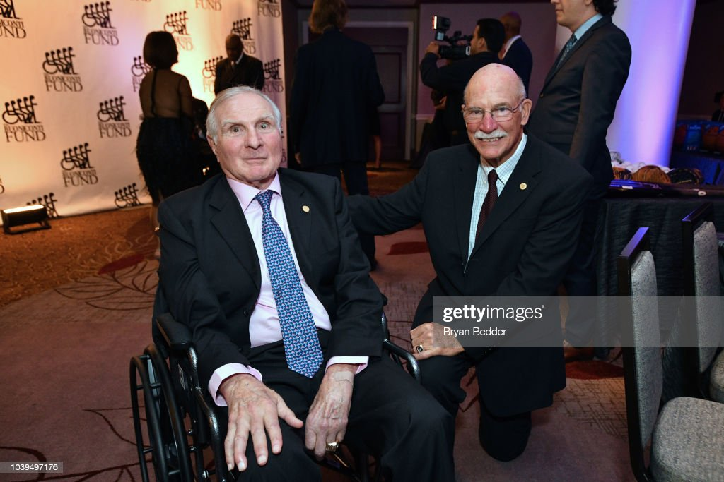 33th Annual Great Sports Legends Dinner To Benefit The Buoniconti Fund To Cure Paralysis - Legends Reception